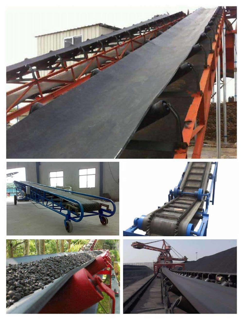Conveyor safety operation specification