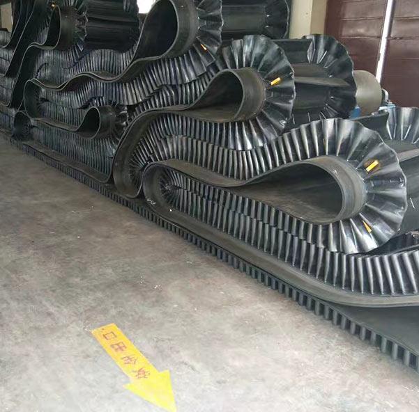 Sidewall Rubber Conveyor Belt Core