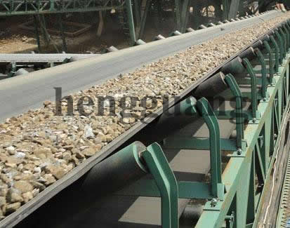 Application of conveyor in quarry