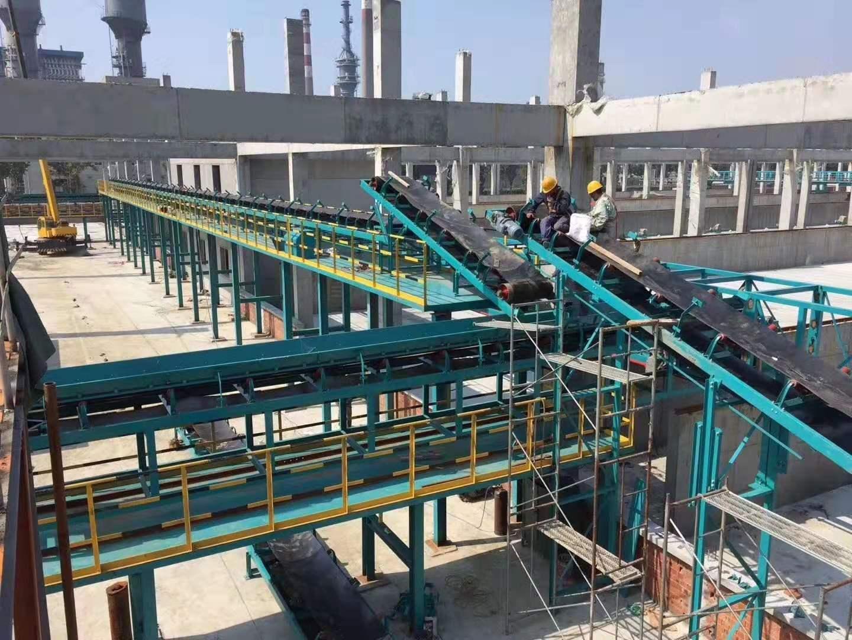 Working principle of conveyor