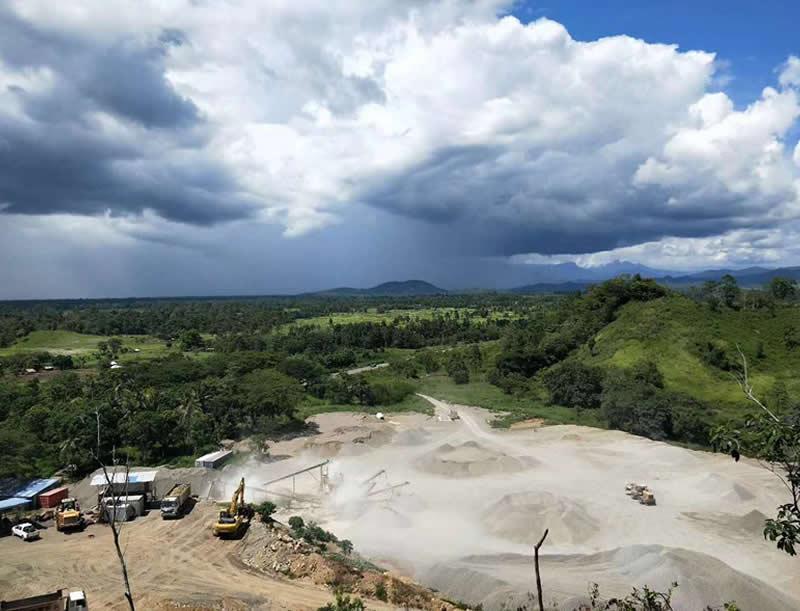 Papua New Guinea Use Site