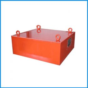Permanent magnet iron remover