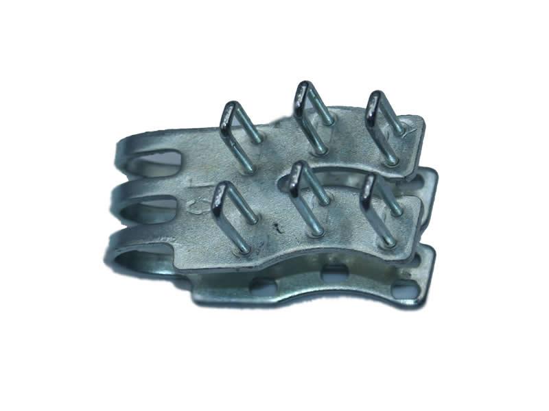 Stainless steel belt fastener